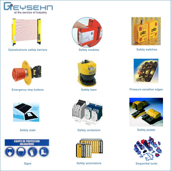 Adaptation of Machine Safety to the R.D 12.15/97  GESYEHN SL